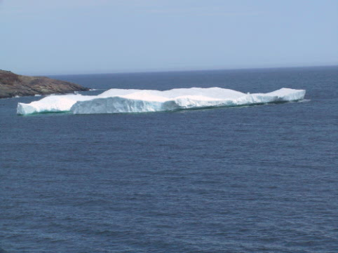 Newfoundland Iceberg at Bay Bulls