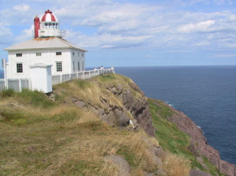 Oldest existing lighthouse in Newfoundland