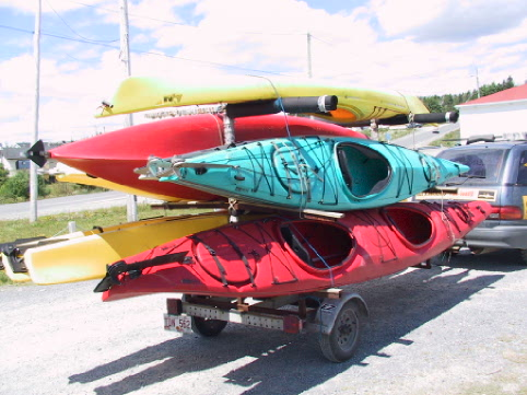 Tour Guides are experienced at bringing Kayakers to all the best places within Newfoundland, bring your friends on a Kayak excursion...